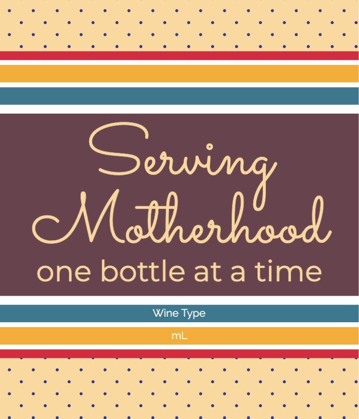 Serving Motherhood