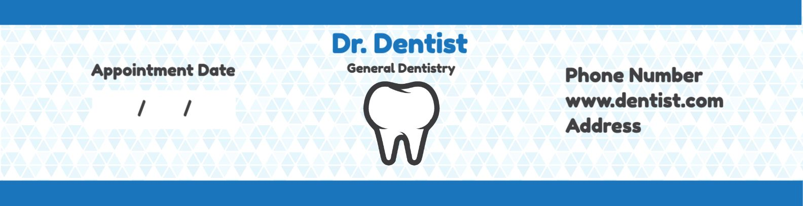 Simple Dentistry Template