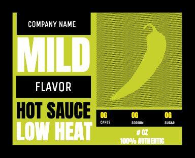 Homemade Mild Sauce