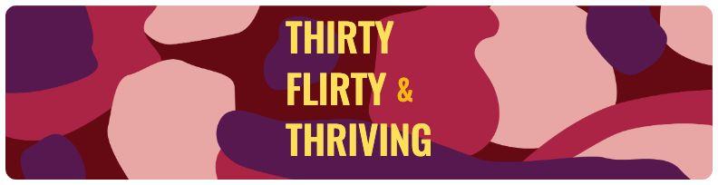 Flirty & Thriving - Pink