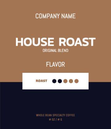 House Roast - Brown