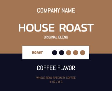 House Roast - Brown - Pouch