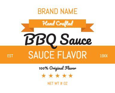 100% Original Flavor - Orange