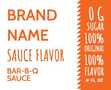 Bar-B-Q - Orange