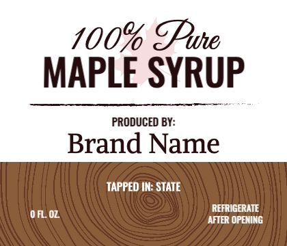 Syrup Rings