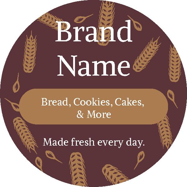 Fresh Ingredients (Circle)