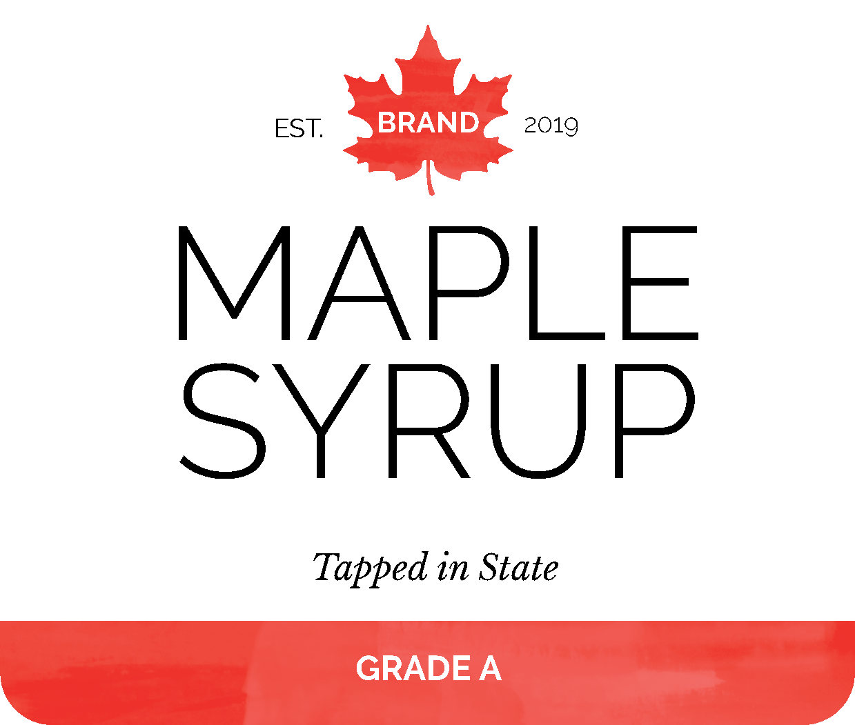 Maple and Proud