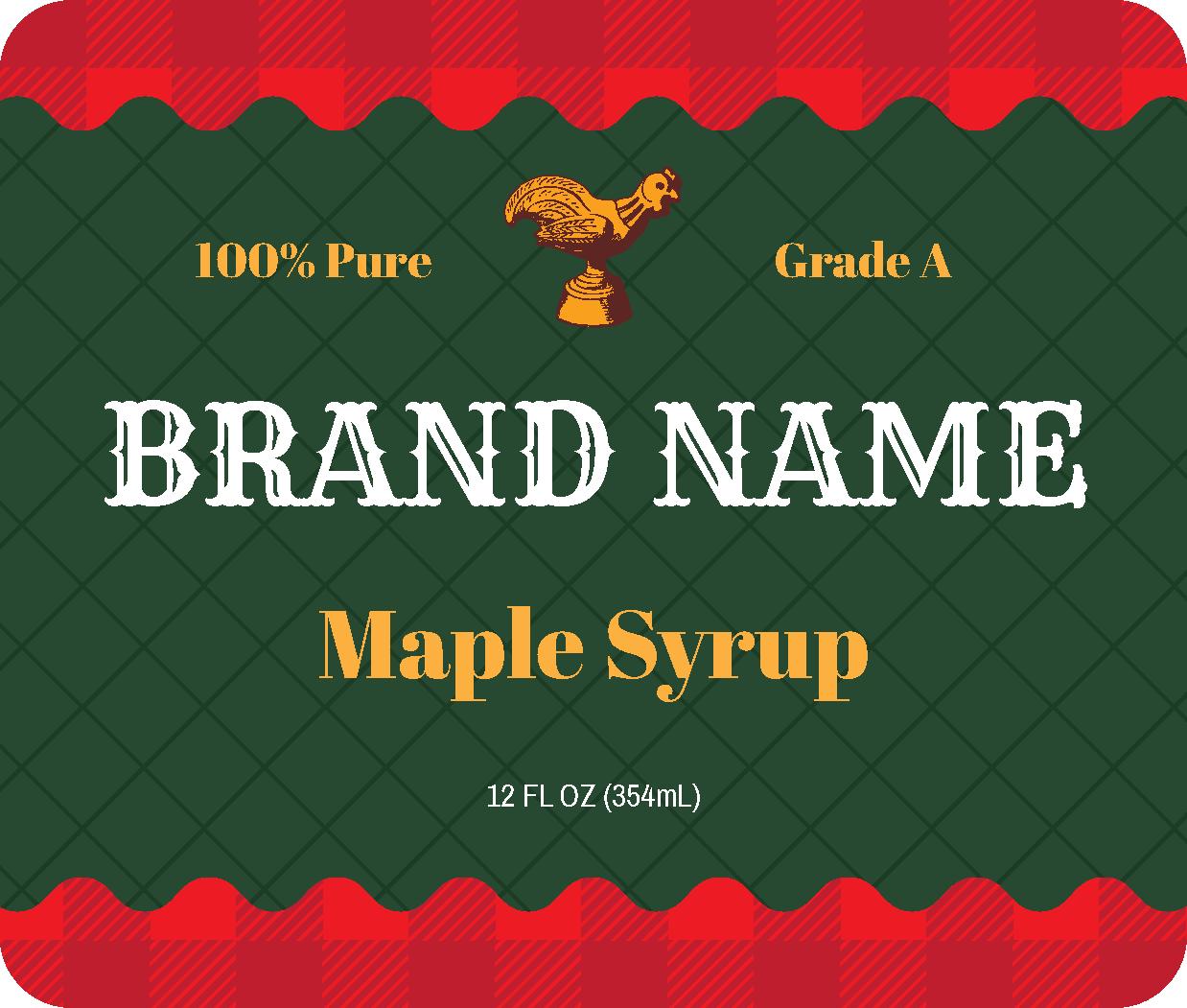 Farmhouse Syrup