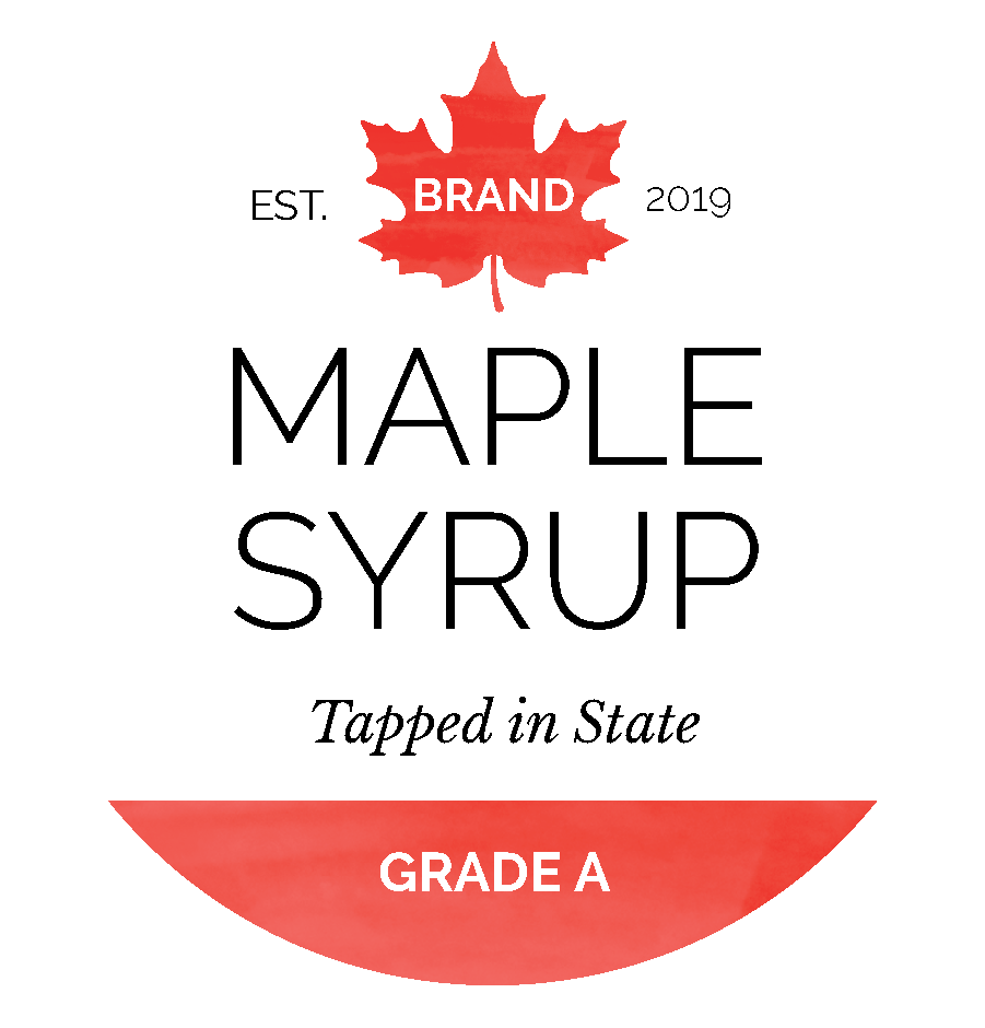 Maple and Proud (Circle)