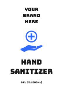 Generic Hand Sanitizer (Large)