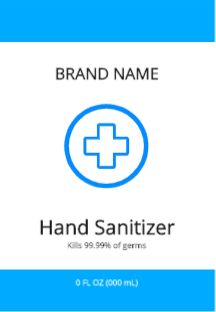 Sterile Sanitizer (Large)
