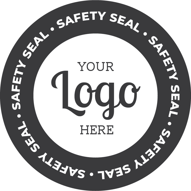 Safety Seal (Circle)