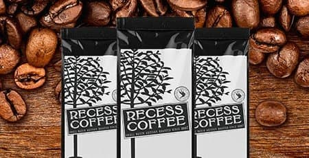 Printed Coffee Labels