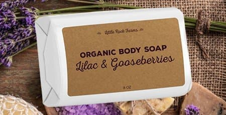 Printed Soap Labels