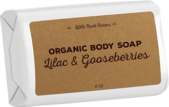 blank soap labels