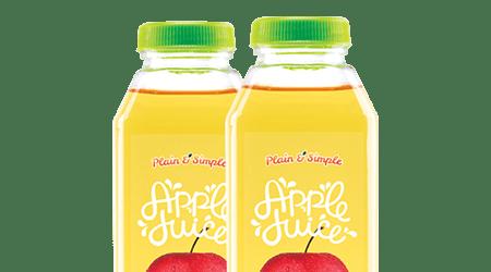 blank juice labels