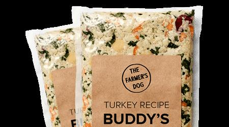 blank pet food labels