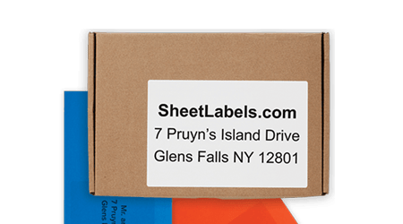Shipping Labels  Large Mailing Labels