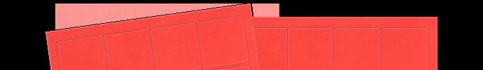 Red (for laser & inkjet printers)