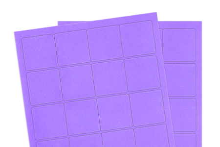 Purple (for laser & inkjet printers)