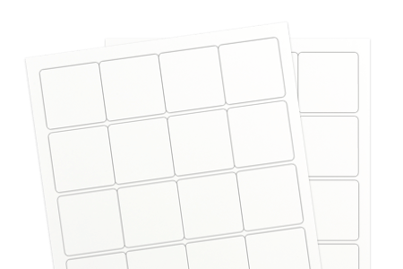 White Polyester Weatherproof (for laser printers)
