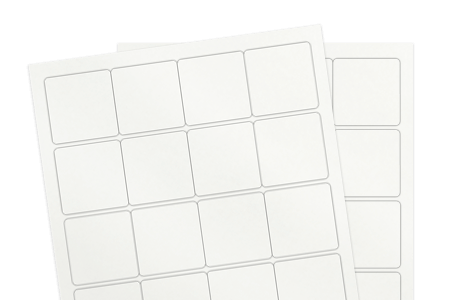 Frosty Clear Matte (for laser & inkjet printers)