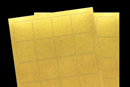 Gold Foil (Laser)
