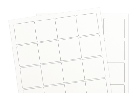 All Temperature Latex White (for laser printers)