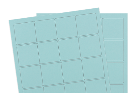 Pastel Blue (for laser & inkjet printers)