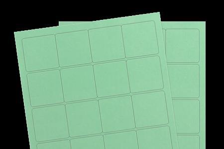 Pastel Green (for laser & inkjet printers)