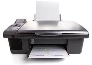 image about Printable Printers titled Inkjet Labels for Inkjet Printers - Most affordable Price ranges