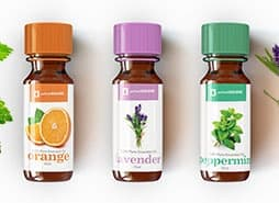 Custom Essential Oil Labels