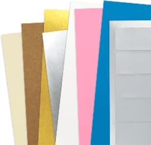 sheet label materials