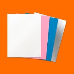 full label paper sheets