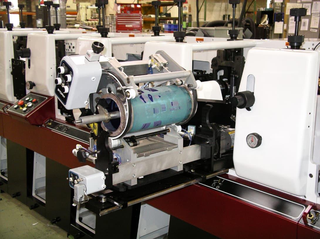 flexo label printing