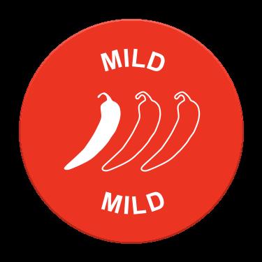 Mild Spice Label