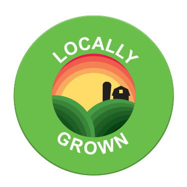 Locally Grown Label