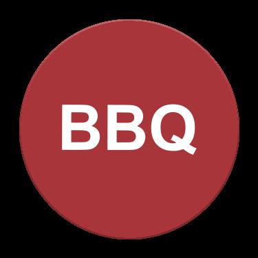 BBQ Flavor Label