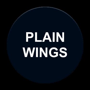 Plain Wings Label
