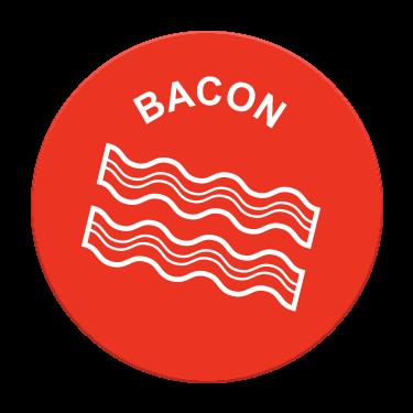Bacon Label