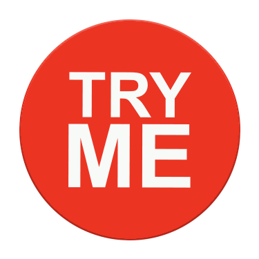 Try Me Label