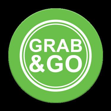 Grab & Go Label
