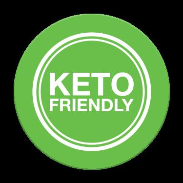 Keto Friendly Label