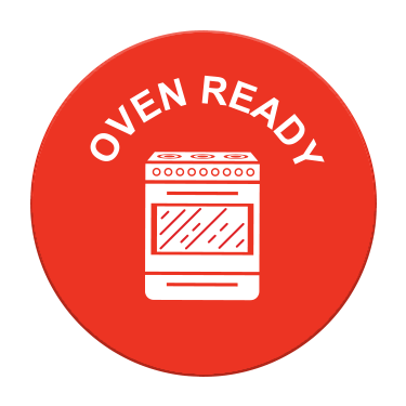 Oven Ready Label
